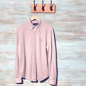Polo Ralph Lauren Knit Oxford Shirt NWOT
